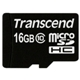 Памет TRANSCEND 16GB micro SDHC Class 10, no adapter
